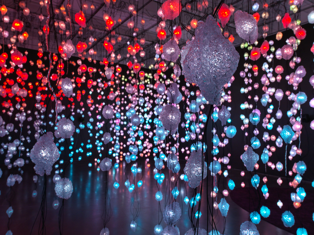 Pipilotti Rist New Museum New York Exhibition The Better Places