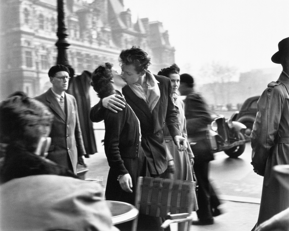 Robert Doisneau Exhibition Berlin