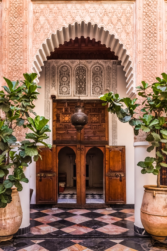 24 hours Marrakech The Better Places Travel Blog Germany Jessie Schoeller Helena Schoeller Gloria von Bronewski