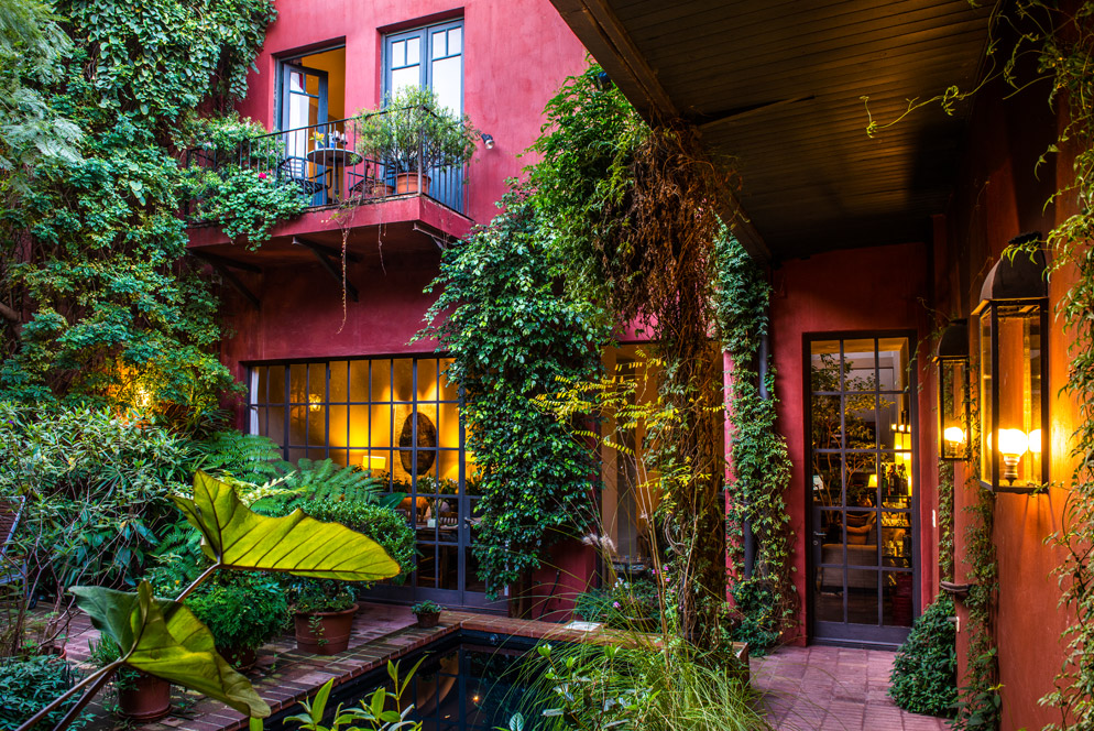 Be Jardin Escondido by Coppola in Buenos Aires Hotel The Better Places