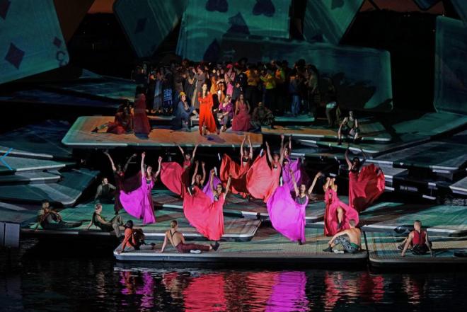 Bregenzer Festspiele Carmen Oper Bregenz Festival Opera The Better Places