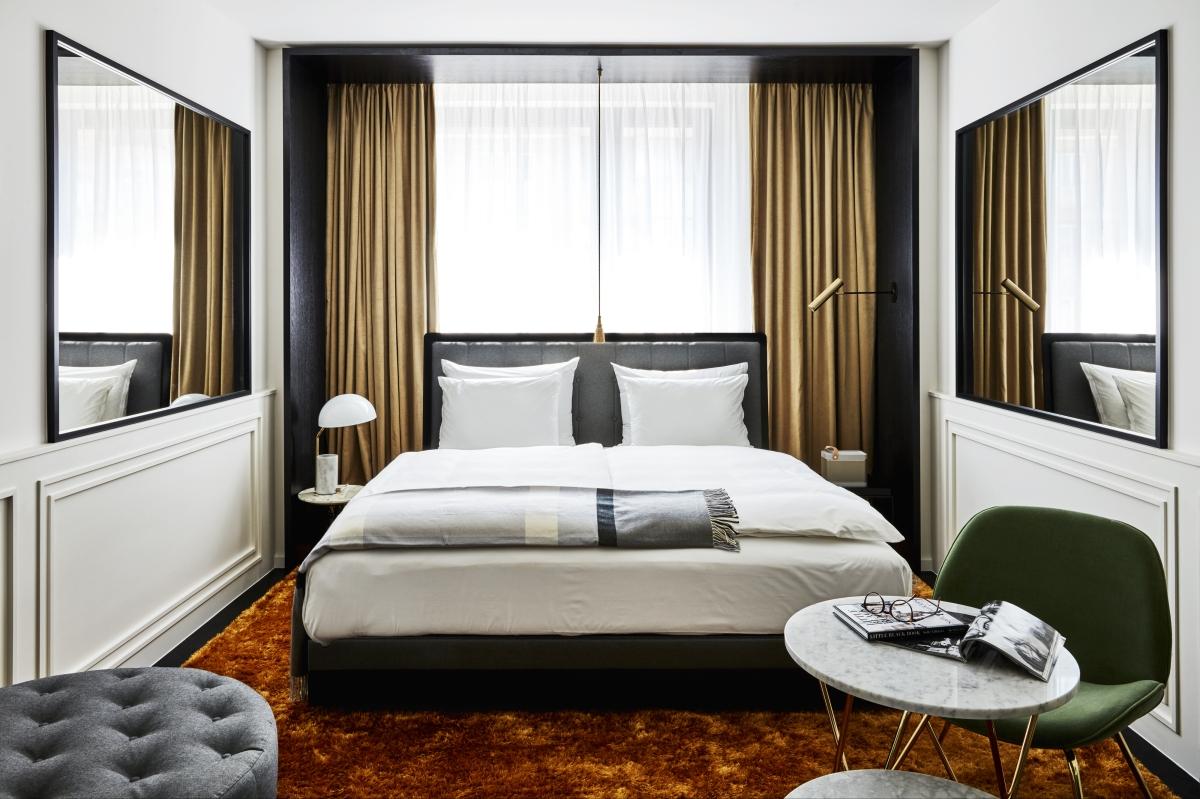 New hotspot in munich roomers hotel for Hotel design munich