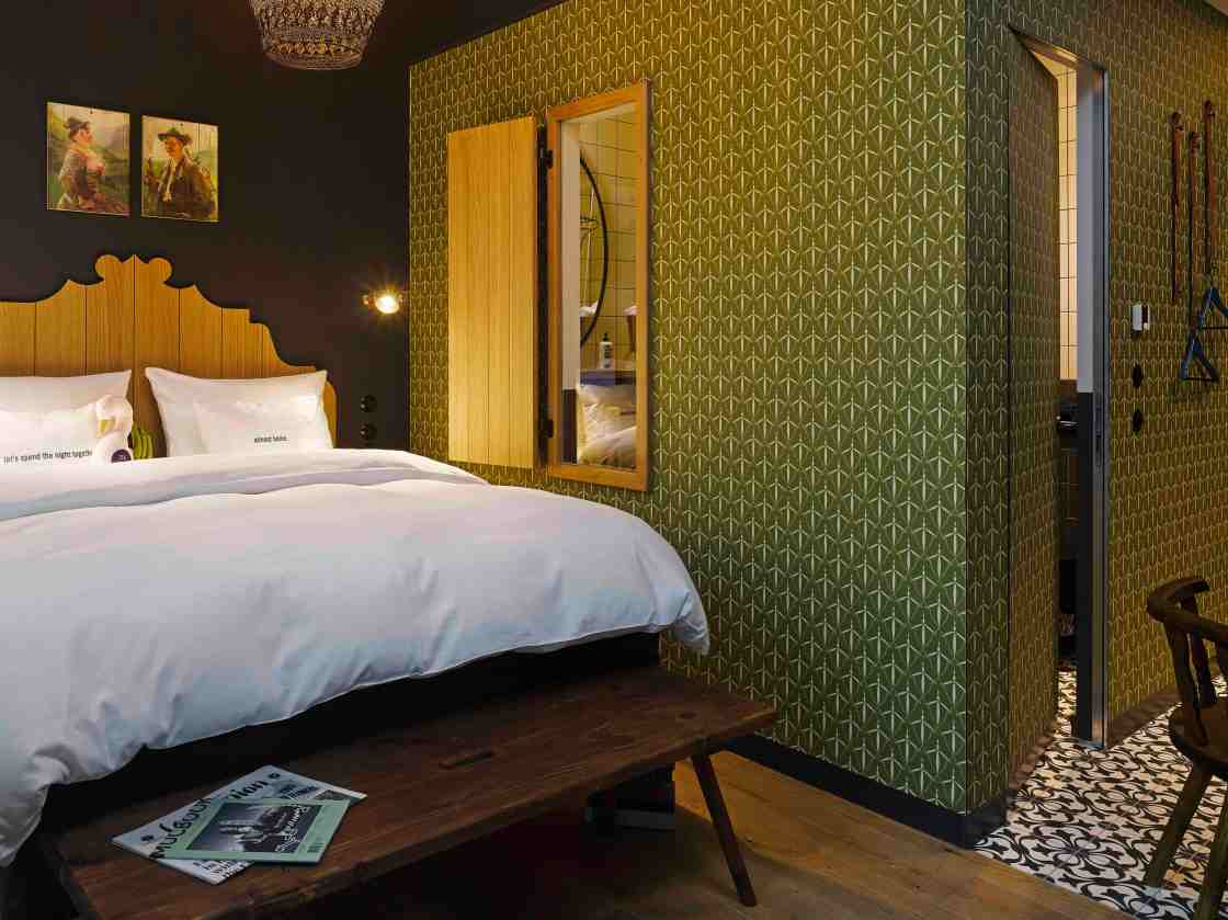 Royal Bavarian Munich 25 hours hotel design hotel the better places travel blog