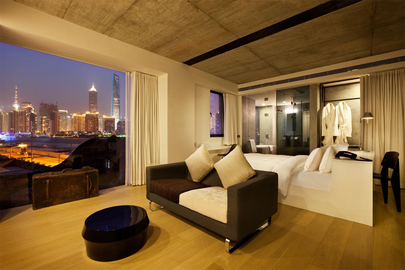 Designhotel Waterhouse Shanghai : Shanghai simply cool hotels