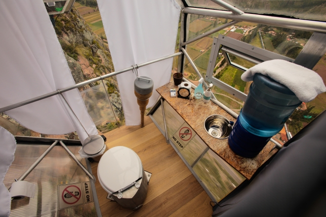 Skylodge Adventure Peru Hanging Lodges Cliff Cusco