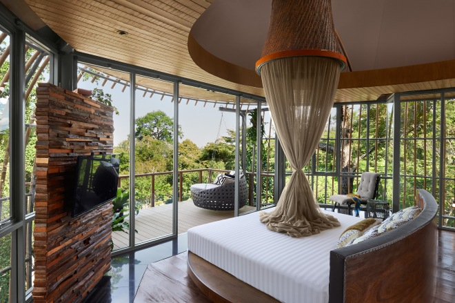 Birds Nest Thailand Hotel Review Nature Design Hotel Tree House Wooden The Better Places Travel Blog Germany